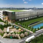 日本GLP、千葉・流山の大規模物流施設開発プロジェクトを「アルファリンク」ブランドに変更
