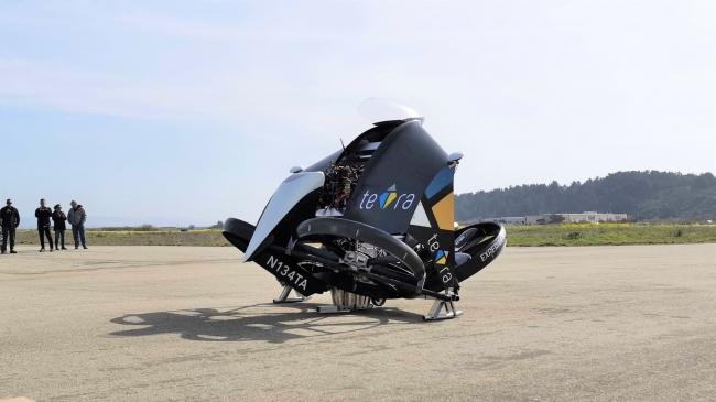 「空飛ぶクルマ」開発ベンチャー、米国で日本企業初の試験飛行許可取得