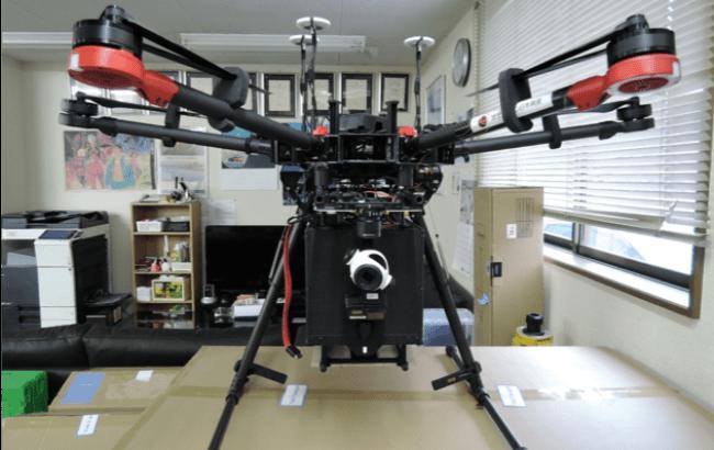 トルビズオン、茨城・つくばで20日に国内初の住宅地上空飛ぶドローン配送実験へ