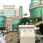【新型ウイルス、動画】テラドローン、中国・浙江省で医療物資をドローン輸送
