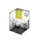 "LIXIL、物流施設向けの可動式""快適トイレ""を新たに開発"