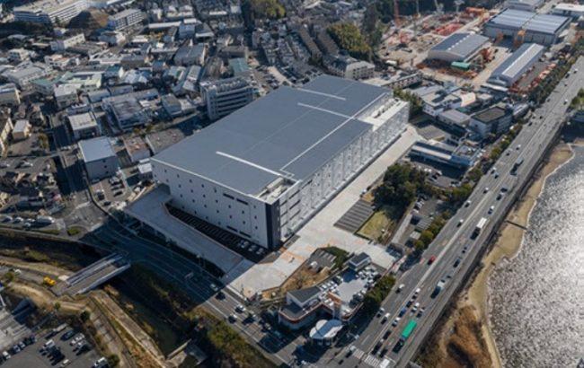 オリックス不動産、大阪・枚方で2棟目となる5・7万平方メートルの物流施設が完成