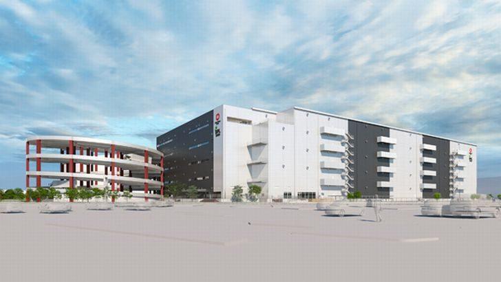 大和ハウス工業、埼玉スタジアム真向かいで9・2万平方メートルの大型物流施設開発へ
