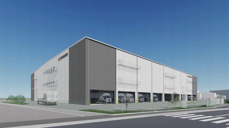 三井物産都市開発、京都・久御山町で2・2万平方メートルの物流施設着工