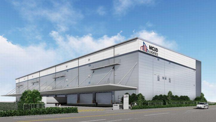 TRC、三菱商事都市開発が埼玉・鶴ヶ島で開発中の物流施設PM業務を受託