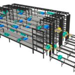 イトーキ、シャトル式立体自動倉庫システムの新機種を発売