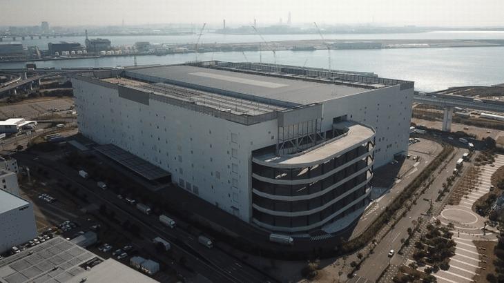 関通、兵庫・尼崎の「関西主管センター」を2500坪増床へ