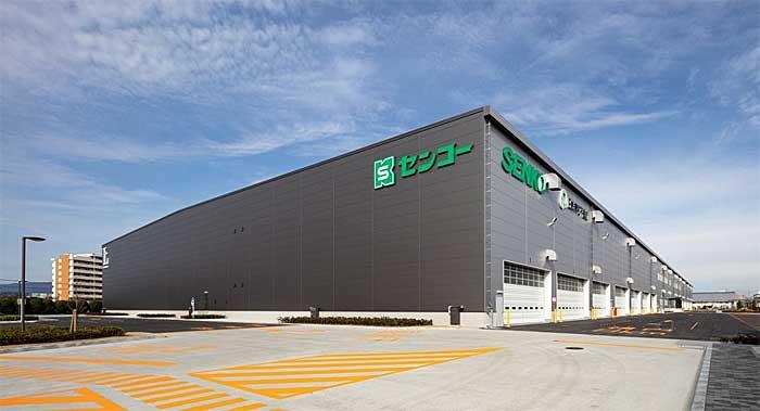 日鉄興和不動産、兵庫・尼崎でセンコー専用の物流施設が完成