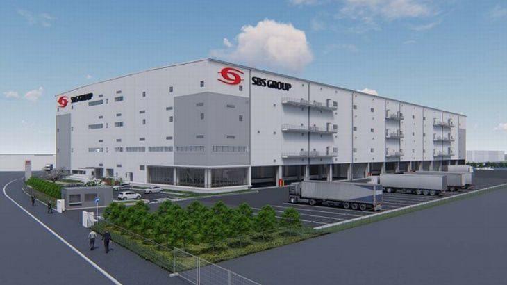 SBSロジコム、横浜で5・4万平方メートルの物流拠点着工