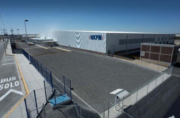 ニッコンHD、メキシコで1・1万平方メートルの新倉庫が完成