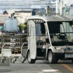 ヤマハ発動機とティアフォー、工場構内などの自動搬送システム開発へ新会社設立