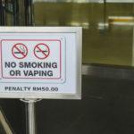主要事業所の「全面禁煙」実施割合、運輸・倉庫は9業種中2番目の低さ