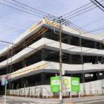 コープみらい、東京・大田区に初の自走式駐車場付き多層階構造の配送センター新設