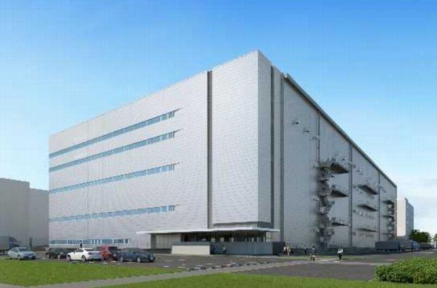 日本自動車ターミナル、東京・江戸川区のアスクル専用物流施設着工
