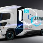 トヨタとアサヒ、ヤマト、西濃などが物流業務で燃料電池大型トラックの走行実証へ