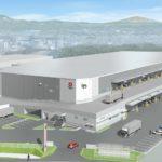 大和ハウス工業、静岡・掛川で3・9万平方メートルのマルチテナント型物流施設を開発
