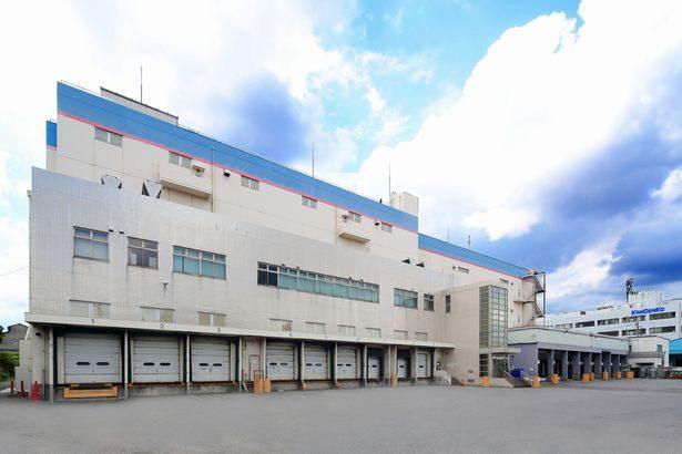 米C&W、東京・浮間舟渡の冷凍・冷蔵倉庫2棟をリノベーション