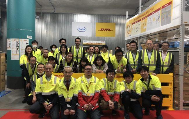 ロシュDCジャパン、DHLサプライチェーンにロジスティクス業務を委託