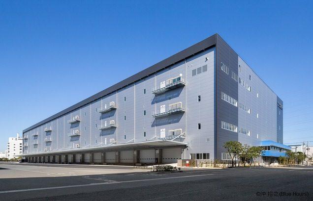 NTTロジスコ、千葉・市川の5・7万平方メートル新拠点が満床稼働へ