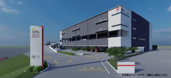 大和ハウス工業、福岡空港近隣に3・2万平方メートルのマルチテナント型物流施設建設へ
