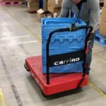 【動画】ZMPの物流ロボット、住商グローバルロジが通販向け拠点で採用