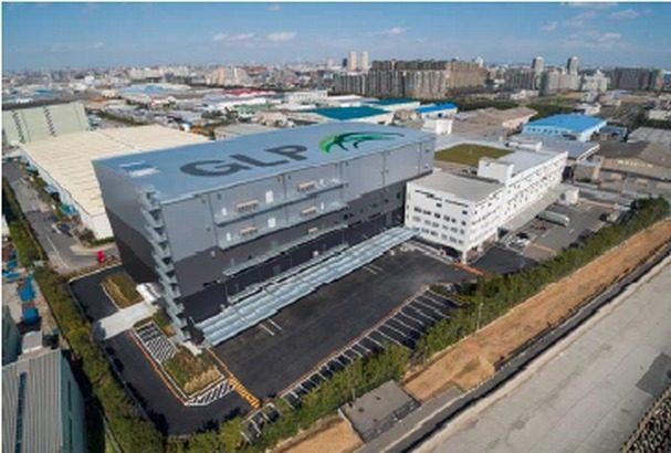 日本GLPが千葉・浦安の物流施設で建て替え完成、既存棟と合計延べ床面積1・5倍に拡大