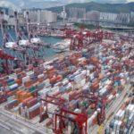 【新型ウイルス】中国発米国向け海上コンテナ輸送、5月は再び2桁減に
