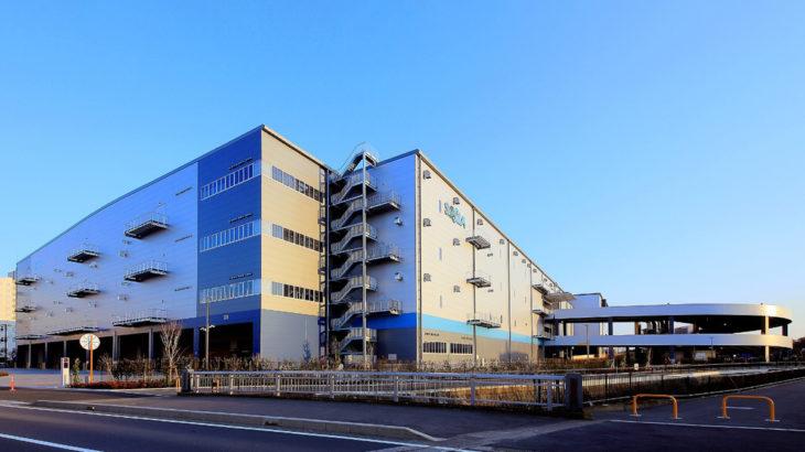 住友商事、神奈川・海老名で7・7万平方メートルの物流施設が満床稼働開始