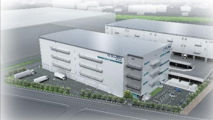 SBSスタッフが物流倉庫の転貸事業を開始、第1弾は埼玉・新座で清水建設開発中の物件