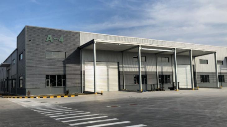 丸運、中国子会社が天津で倉庫増床