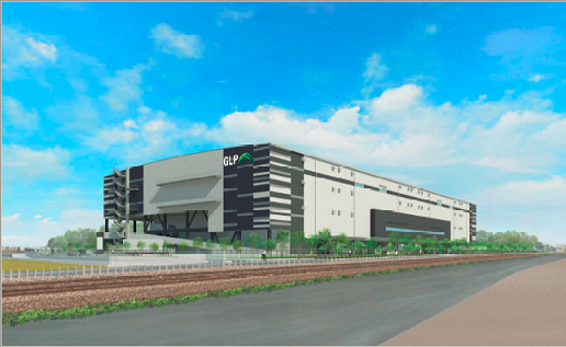 日本GLP、埼玉・北本で小・中規模のスペースニーズに対応するマルチテナント型物流施設開発