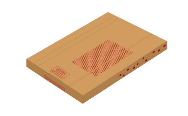 日本郵便、化粧品やTシャツなど小物発送しやすい薄型包装資材を4月15日販売開始