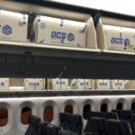 【新型ウイルス】ANACargo、航空旅客便の客室に貨物搭載へ