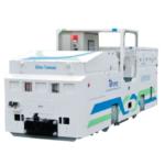 ZMPと鹿島、東京外環トンネル工事のバッテリー機関車を無人自動運転に