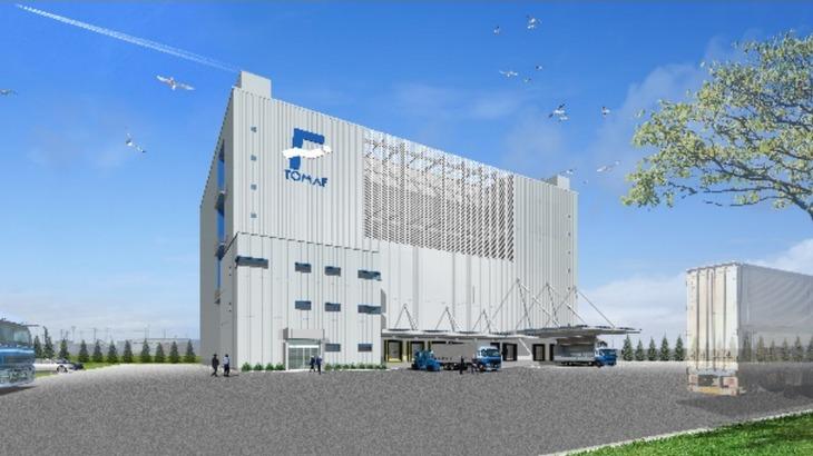 北海道最大規模の冷凍冷蔵庫、5月に営業開始へ