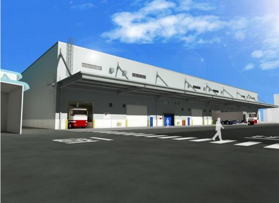 日本梱包運輸倉庫、北海道・江別に第3倉庫建設へ