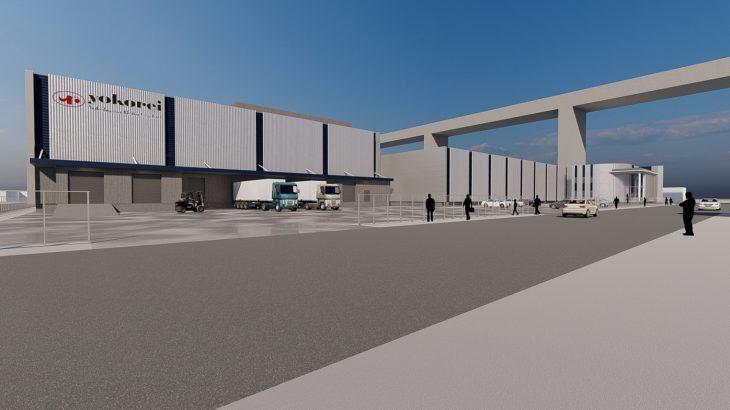 ヨコレイ、宮城・気仙沼で大幅に機械化した加工・保管拠点「ソーティングスポット」を新設へ