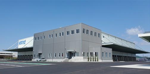 ランテック、冷凍冷蔵倉庫備えた北九州の門司支店を新築