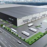 日鉄興和不動産、兵庫・尼崎で近畿圏3棟目の物流施設開発
