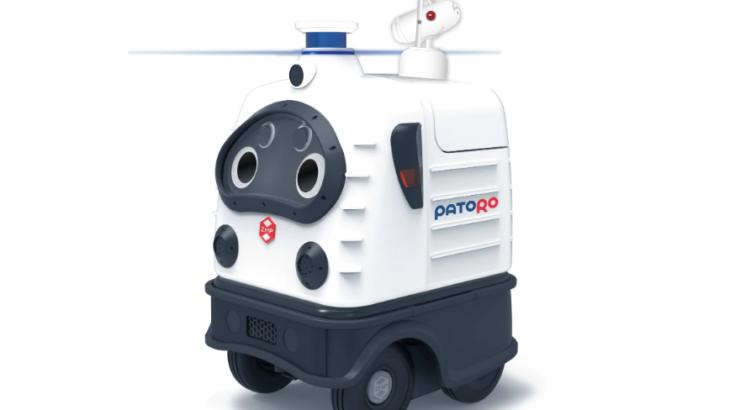 【新型ウイルス】ZMP、警備ロボットに消毒液散布機能をオプションで追加