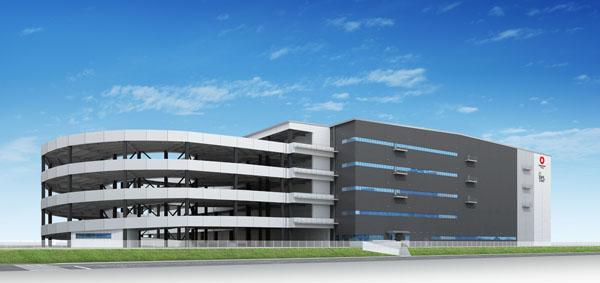大和ハウス、中四国最大となる9・7万平方メートルのマルチ型物流施設を広島市で開発