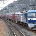 【九州豪雨】JR貨物、八代~鹿児島貨物ターミナル間で運転中止