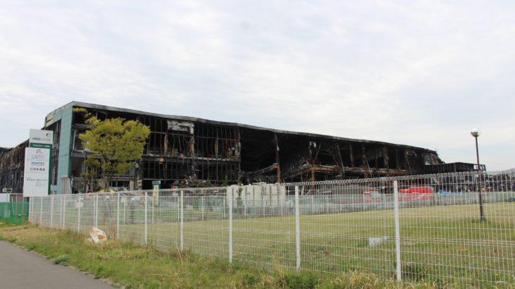 プロロジスリート、宮城・岩沼の物流施設火災で保険の支払限度額は47億円と説明