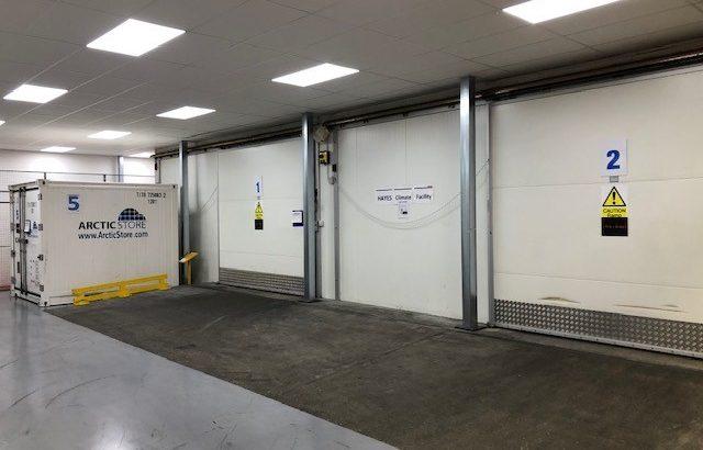 日本通運英国法人、自社倉庫内で医薬品の適正流通基準とGDP認証を取得