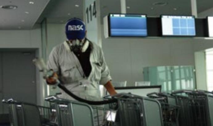 【新型ウイルス】花岡車輛、台車のハンドルに抗菌・抗ウィルスコーティング