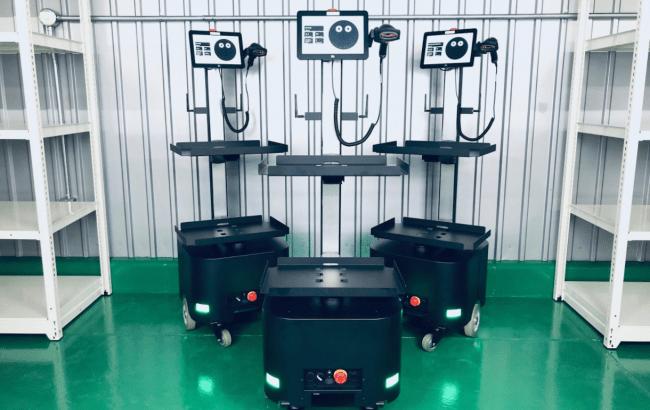 ラピュタとプラスオートメーション、日本通運向けに物流ロボットのサブスクサービス開始