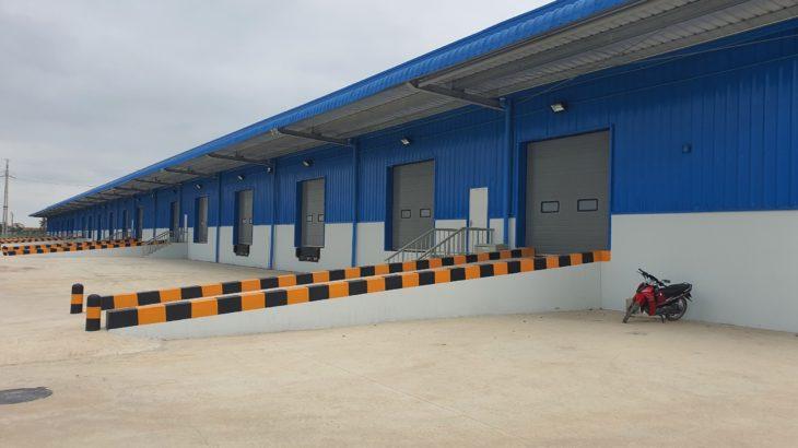 CRE、ベトナム北部ハイフォンで同国3棟目の物流施設が完成
