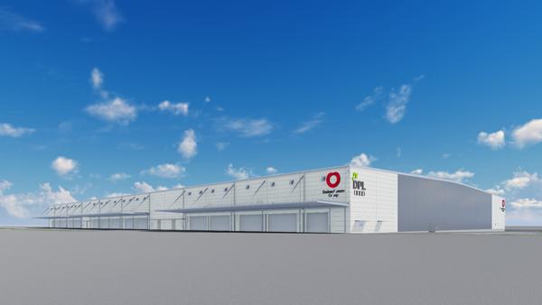 大和ハウス工業、佐賀・鳥栖の工業団地で5万平方メートルのマルチテナント型物流施設開発へ
