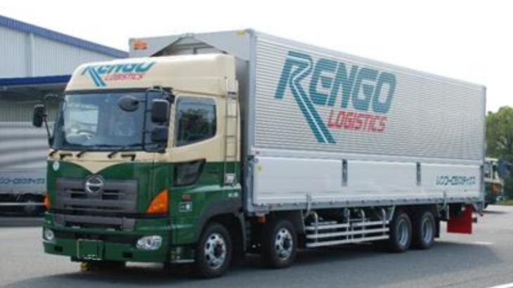 ミツカンとレンゴー、「ホワイト物流」実現へ工場納入のトラック便数2割削減に成功