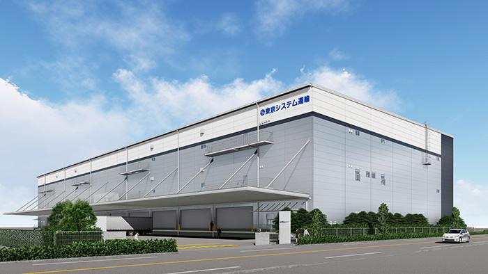 東京ロジファクトリー、埼玉・鶴ヶ島に物流センター開設